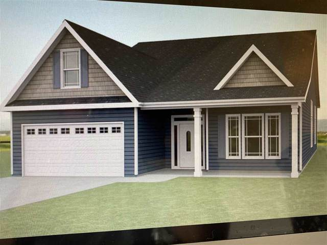 425 S Ackworth Lane Lot 9, Spartanburg, SC 29301 (#272768) :: Century 21 Blackwell & Co. Realty, Inc.