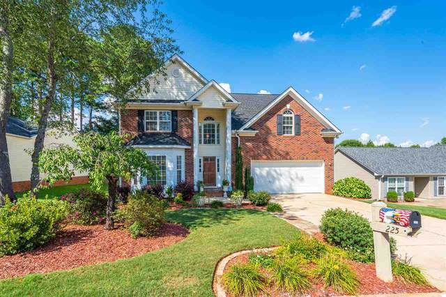 225 Windsong Way, Moore, SC 29369 (#273000) :: Century 21 Blackwell & Co. Realty, Inc.