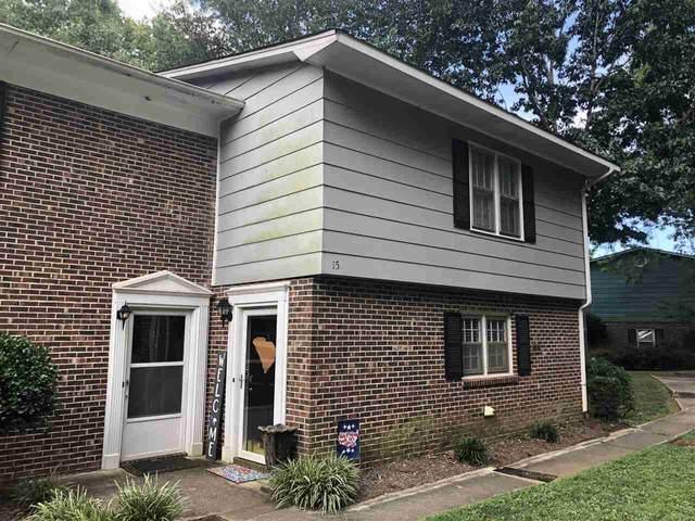 15 Summercreek Drive, Spartanburg, SC 29307 (MLS #273149) :: Prime Realty
