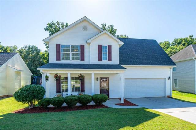 254 Waxberry Court, Boiling Springs, SC 29316 (#273267) :: Century 21 Blackwell & Co. Realty, Inc.