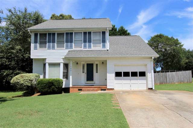 103 Ansley Drive, Simpsonville, SC 29681 (MLS #273275) :: Prime Realty