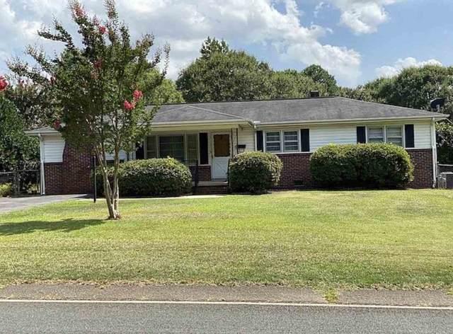 986 Iron Ore Road, Spartanburg, SC 29303 (MLS #273393) :: Prime Realty