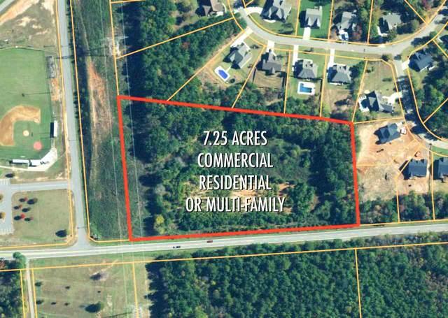 0 Asheville Hwy (7.25 Acres), Campobello, SC 29322 (#273450) :: Century 21 Blackwell & Co. Realty, Inc.