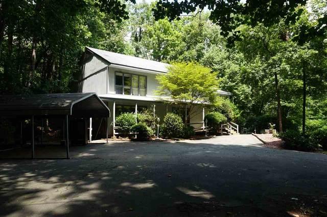 160 Lasae Lane, Tryon, NC 28782 (#273499) :: Expert Real Estate Team