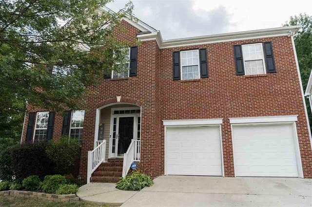 501 Kingsmoor Drive, Simpsonville, SC 29681 (#273557) :: Century 21 Blackwell & Co. Realty, Inc.