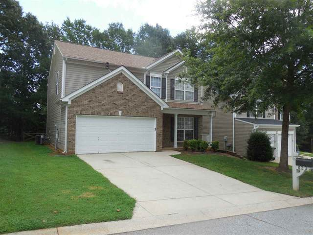 823 Terrace Creek Drive, Duncan, SC 29334 (#273566) :: Century 21 Blackwell & Co. Realty, Inc.