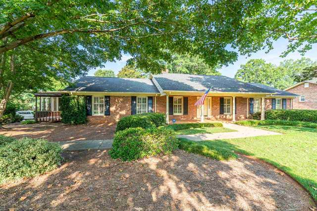 475 Webber Road, Spartanburg, SC 29307 (MLS #273658) :: Prime Realty