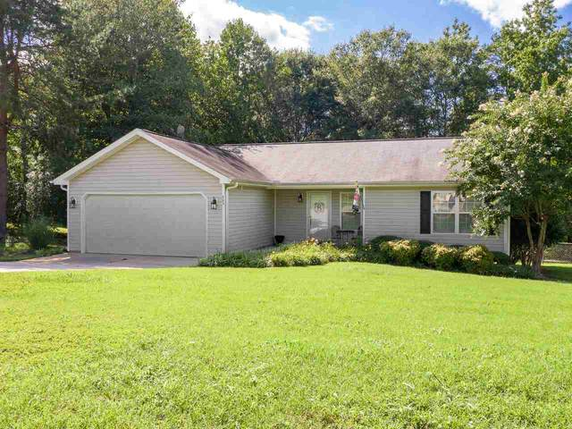 207 Cranston Drive, Chesnee, SC 29323 (#273715) :: Century 21 Blackwell & Co. Realty, Inc.