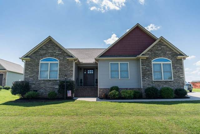 545 Sunny Slope Drive, Cowpens, SC 29330 (#273775) :: Century 21 Blackwell & Co. Realty, Inc.
