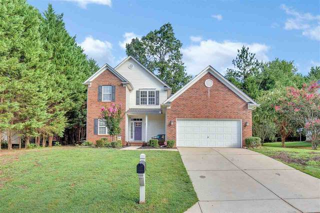 195 Timberleaf Drive, Duncan, SC 29334 (#273779) :: Century 21 Blackwell & Co. Realty, Inc.