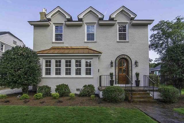 770 Palmetto Drive, Spartanburg, SC 29302 (#273875) :: Century 21 Blackwell & Co. Realty, Inc.