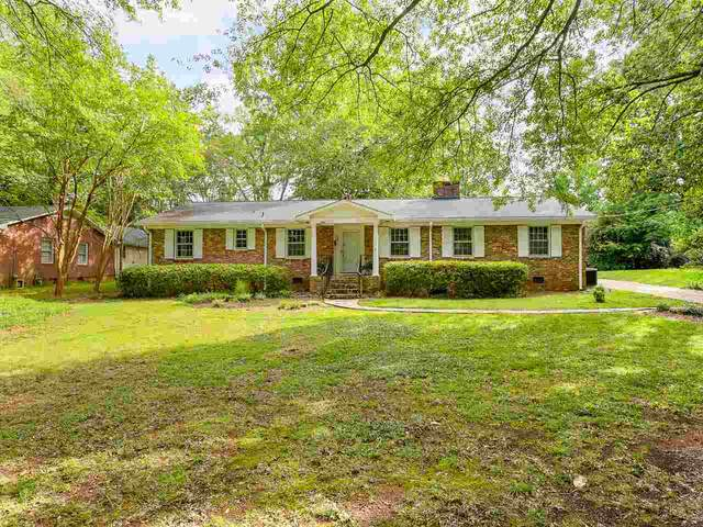 146 Hillbrook Drive, Spartanburg, SC 29307 (#273921) :: Century 21 Blackwell & Co. Realty, Inc.