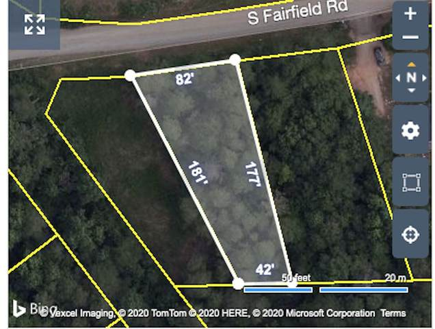 Lot 6 S Fairfield Road, Greenville, SC 29605 (#273956) :: Century 21 Blackwell & Co. Realty, Inc.