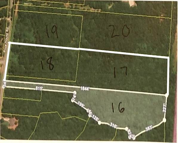 Lot 16, 17, 18 Price House Rd, Roebuck, SC 29376 (#273964) :: Century 21 Blackwell & Co. Realty, Inc.