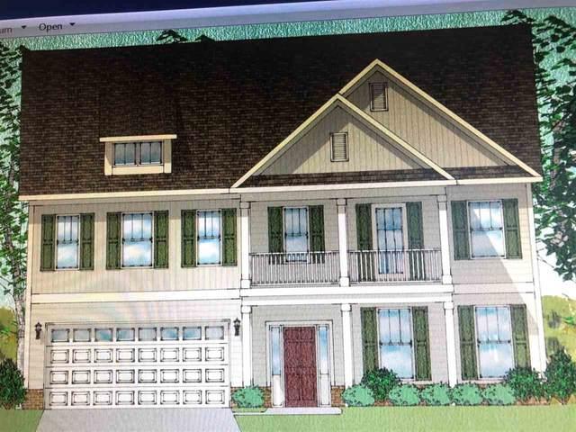 1231 Sugar Ridge Road, Boiling Springs, SC 29316 (#273986) :: Expert Real Estate Team