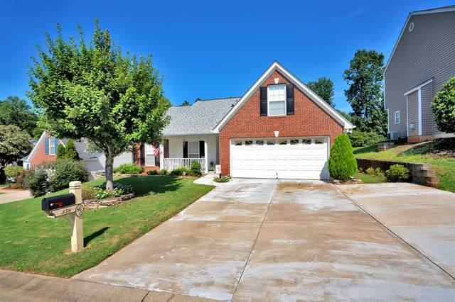 358 Capstone Lane, Spartanburg, SC 29301 (MLS #274012) :: Prime Realty