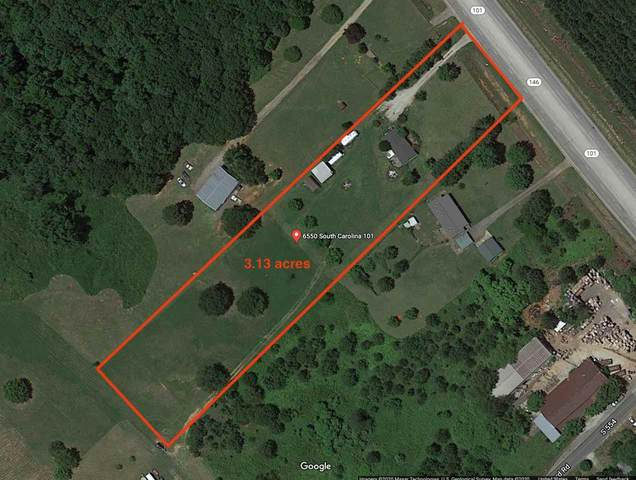 6550 S State Hwy 101, Woodruff, SC 29388 (#274018) :: Century 21 Blackwell & Co. Realty, Inc.
