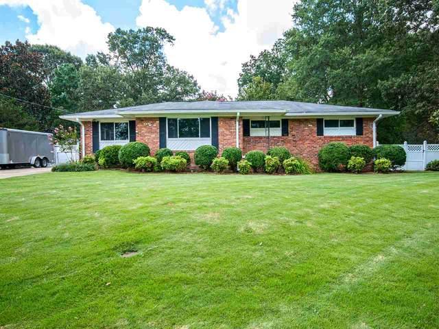 12 Ashwood Avenue, Greenville, SC 29607 (#274031) :: Century 21 Blackwell & Co. Realty, Inc.