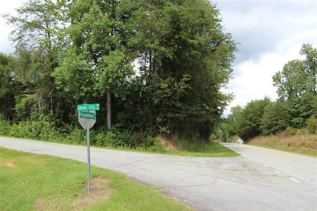 3.3 Acres Saluda Hill Road, Pickens, SC 29671 (#274115) :: Century 21 Blackwell & Co. Realty, Inc.