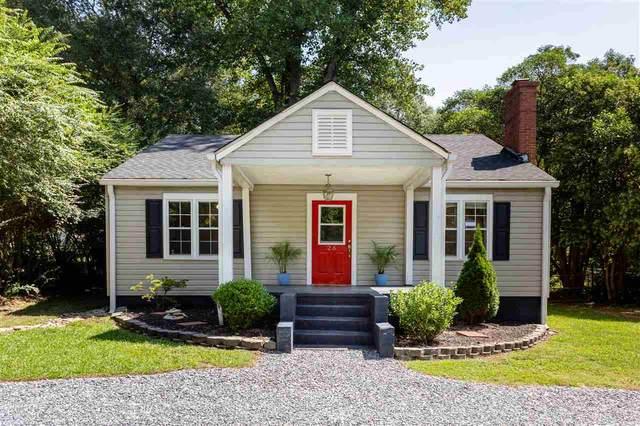 26 Ansel Street, Spartanburg, SC 29303 (MLS #274184) :: Prime Realty