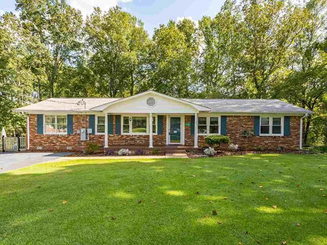 110 Circle Drive, Lyman, SC 29365 (#274188) :: Century 21 Blackwell & Co. Realty, Inc.