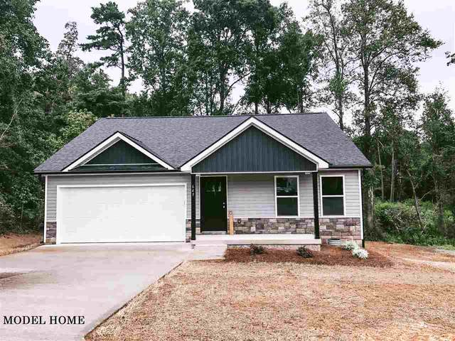 306 Pineridge Dr, Inman, SC 29348 (#274254) :: Century 21 Blackwell & Co. Realty, Inc.