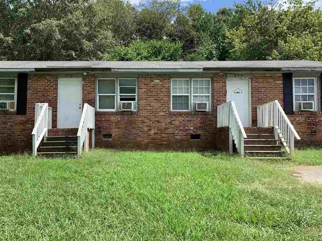 374/ 376 Anderson Drive Ext, Spartanburg, SC 29302 (#274256) :: Century 21 Blackwell & Co. Realty, Inc.