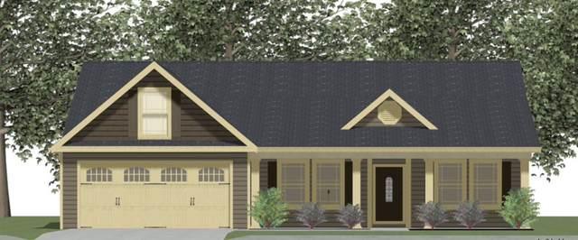 1678 Hannon Road Lot 13, Inman, SC 29349 (#274264) :: Century 21 Blackwell & Co. Realty, Inc.