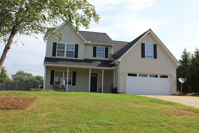 386 Shadowfield Acres Dr, Duncan, SC 29334 (#274270) :: Century 21 Blackwell & Co. Realty, Inc.