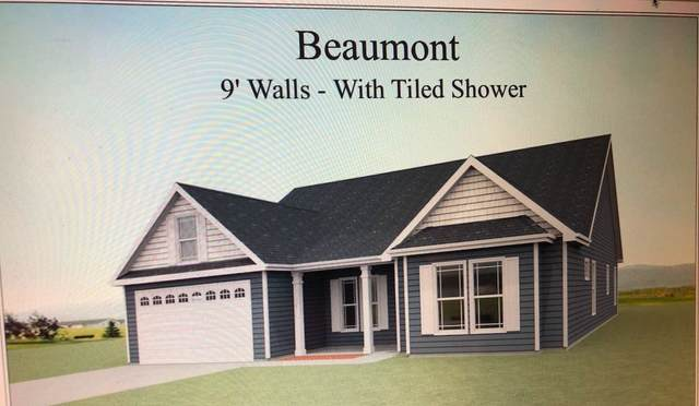 220 Mccloud Court Lot 51, Spartanburg, SC 29301 (#274301) :: Century 21 Blackwell & Co. Realty, Inc.