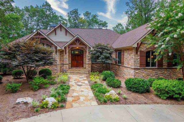 15 Grouse Drive, Landrum, SC 29356 (#274309) :: Century 21 Blackwell & Co. Realty, Inc.