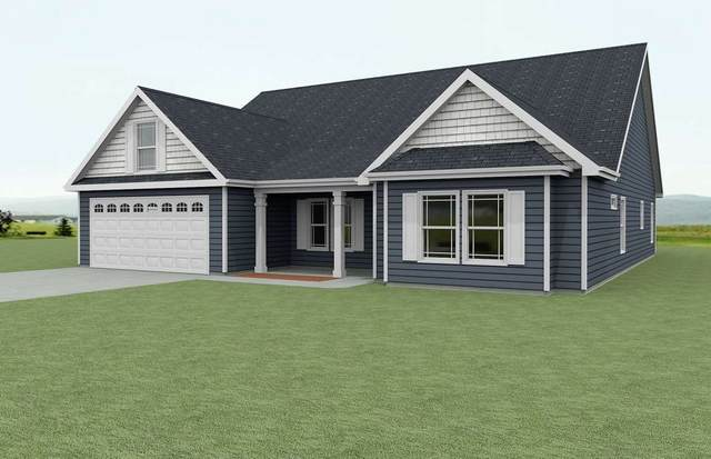 1414 Satterfield Rd. (Lot 9), Greer, SC 29651 (#274326) :: Century 21 Blackwell & Co. Realty, Inc.