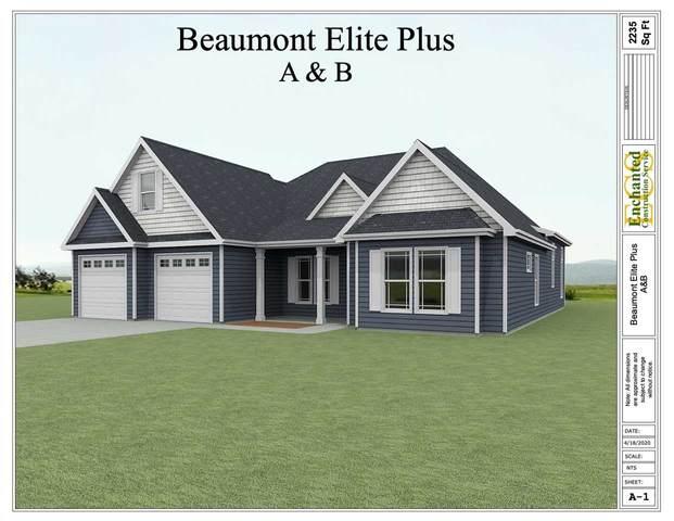 617 Bruce Harbor View Lane Lot 23, Lyman, SC 29365 (#274348) :: Rupesh Patel Home Selling Team | eXp Realty