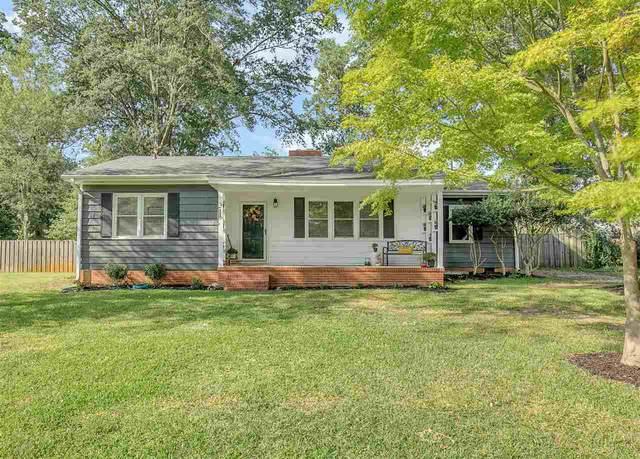 118 Loretta Drive, Spartanburg, SC 29301 (#274370) :: Century 21 Blackwell & Co. Realty, Inc.