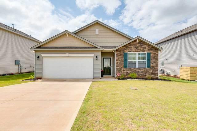 312 Millridge Rd, Piedmont, SC 29673 (#274401) :: Century 21 Blackwell & Co. Realty, Inc.