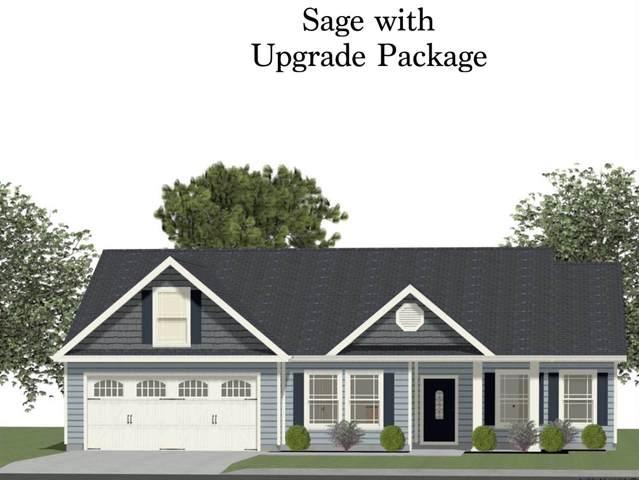 169 Fruitridge Trail - Lot 78, Inman, SC 29349 (#274409) :: Century 21 Blackwell & Co. Realty, Inc.