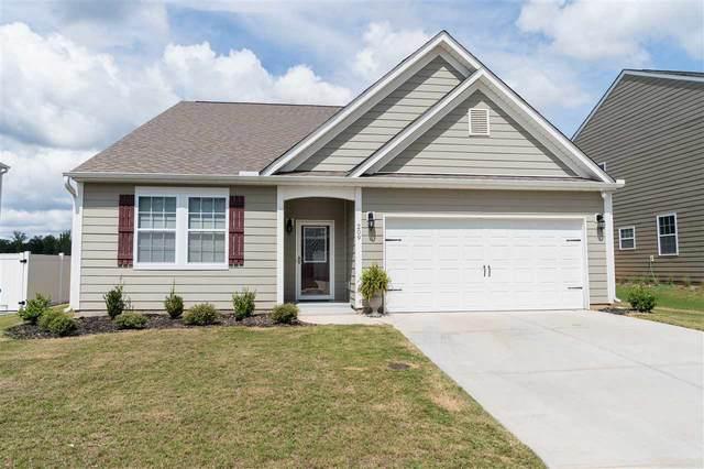 209 Lake Grove Road, Simpsonville, SC 29681 (#274454) :: Century 21 Blackwell & Co. Realty, Inc.