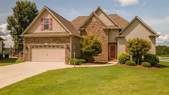 330 War Emblem Dr, Boiling Springs, SC 29316 (#274533) :: Century 21 Blackwell & Co. Realty, Inc.