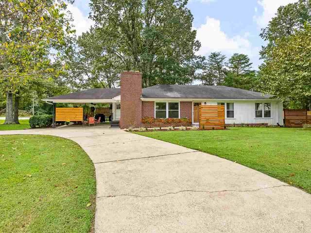 609 N Main Street, Campobello, SC 29322 (#274592) :: Century 21 Blackwell & Co. Realty, Inc.