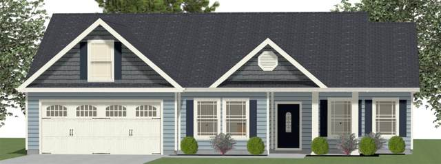 1694 Hannon Road Lot 10, Inman, SC 29349 (#274601) :: Century 21 Blackwell & Co. Realty, Inc.