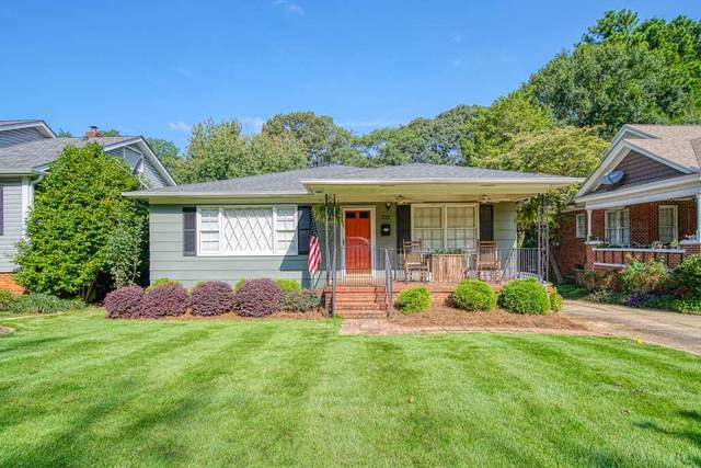 722 Hollywood St, Spartanburg, SC 29302 (MLS #274632) :: Prime Realty
