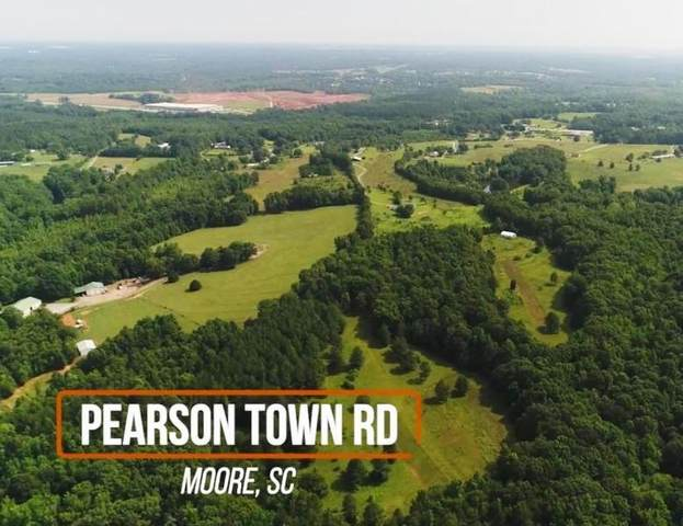 00 Pearson Town Road, Moore, SC 29369 (#274646) :: Rupesh Patel Home Selling Team | eXp Realty