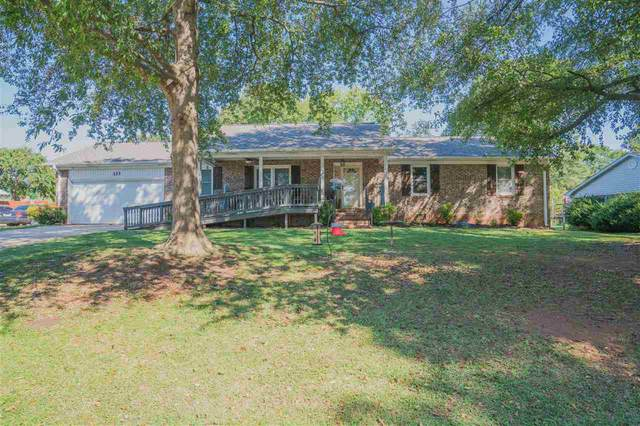123 Hendrix Dr, Boiling Springs, SC 29316 (#274650) :: Century 21 Blackwell & Co. Realty, Inc.