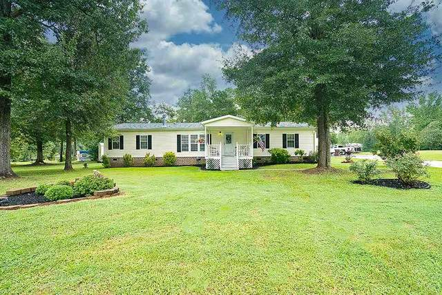 126 Beach Dr, Ninety Six, SC 29666 (MLS #274687) :: Prime Realty