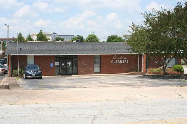 184 N Dean St., Spartanburg, SC 29302 (MLS #274717) :: Prime Realty