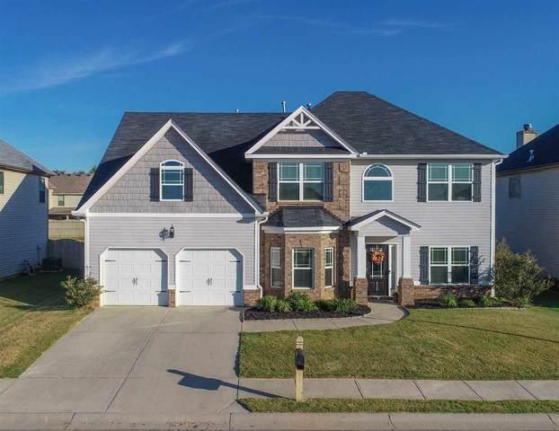 824 E Holloway Drive, Woodruff, SC 29388 (#274790) :: Century 21 Blackwell & Co. Realty, Inc.