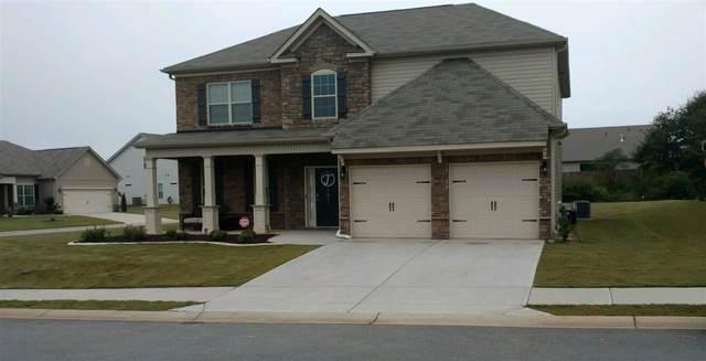 501 Castleby Drive, Duncan, SC 29334 (MLS #274821) :: Prime Realty