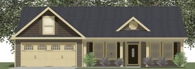 1661 Hannon Road Lot 8, Inman, SC 29349 (#274827) :: Rupesh Patel Home Selling Team | eXp Realty