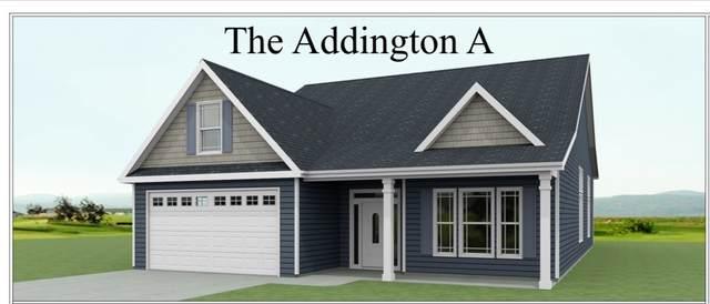 473 S Ackworth Lane Lot 21, Spartanburg, SC 29301 (#274864) :: DeYoung & Company