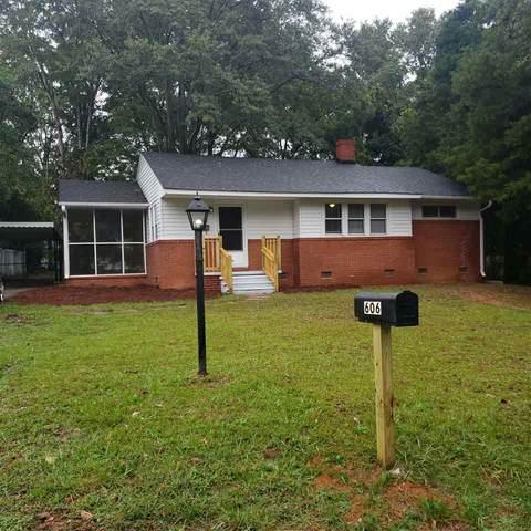 606 Fleetwood Circle, Spartanburg, SC 29306 (MLS #274883) :: Prime Realty